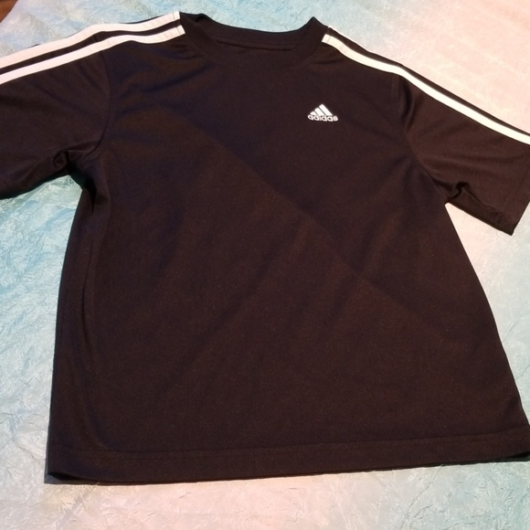 b42929bf80 adidas Shirts & Tops   Pending Trade Boys Sports Tee   Poshmark